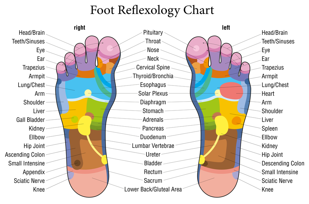 7 Simple Reflexology Tips To Heal Yourself In Your Own Home