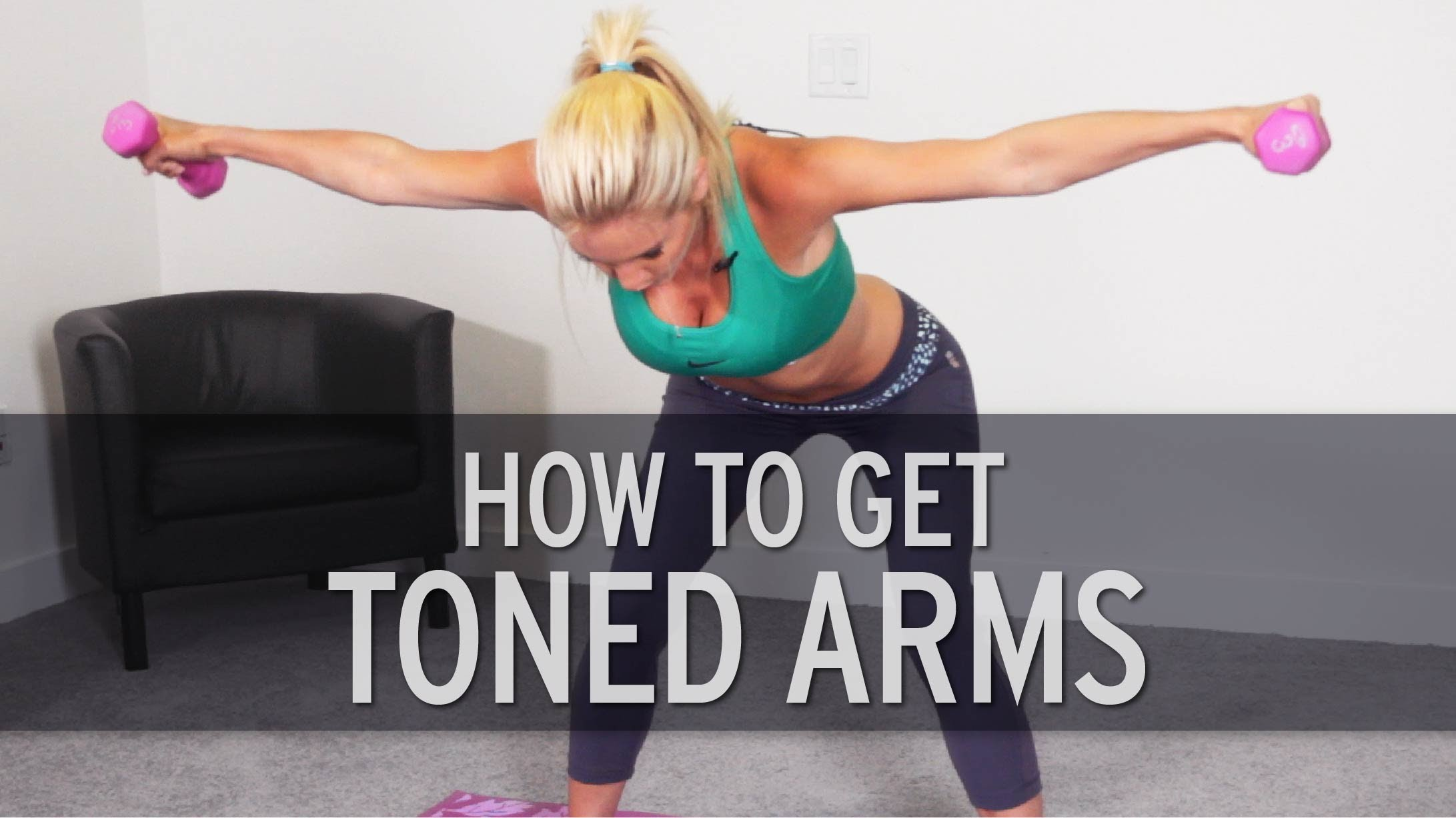 THIS Is The Secret To Losing Arm Fat