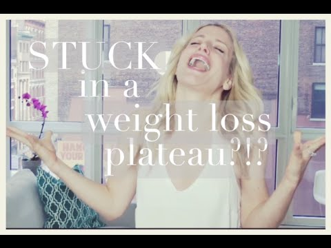 Stop The Frustration Of A Weight-Loss Plateau! Here