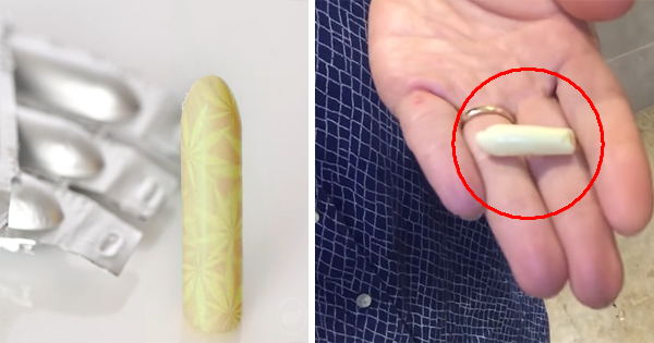 See What Happens When These Two Women Try Using Weed Tampons