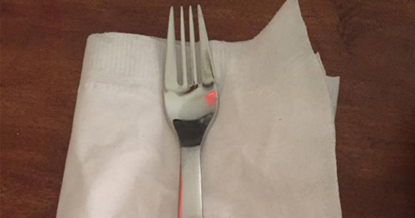 Exhausted Mom Is Overcome With Emotion After Her Autistic Son Hands Her A Fork