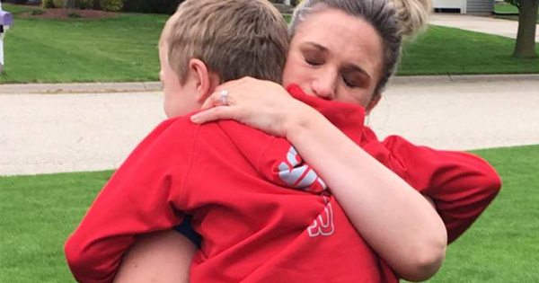 After Her Son's Devastating Doctor's Appointment, Mom Drives Home And Goes On Facebook. What She Posts Leaves Everybody Speechless