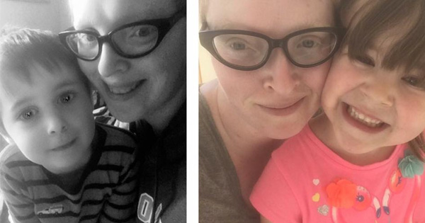Stressed Out Mother-Of-Two Claims That Motherhood Doesn