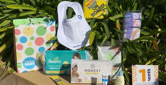 FREE buybuy BABY Samples Goody Bag