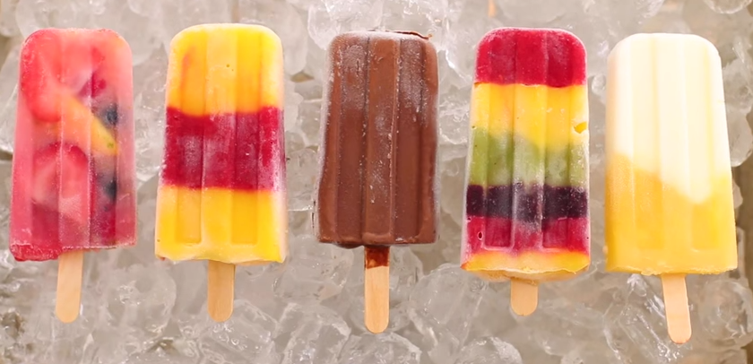 5 Healthy AND Delicious Popsicle Recipes for Summer!
