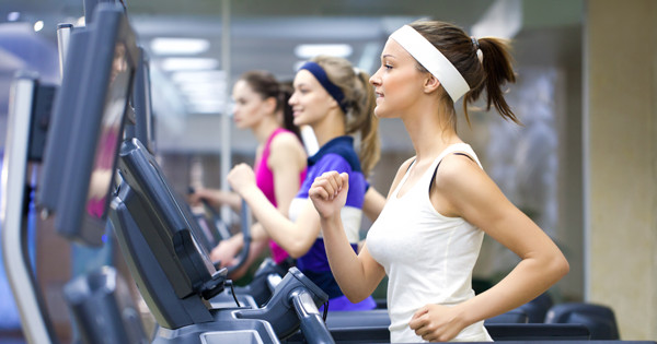 How To Actually ENJOY Your Time At The Gym. The Secret Is To…